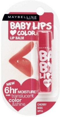Maybelline Baby Lips Cherry Kiss(4 g)