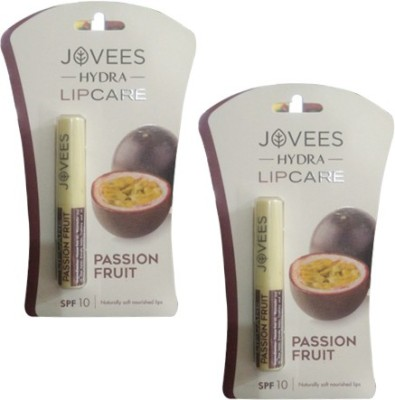 Jovees Passion Fruit Pack of 2 Fruit(2 g)