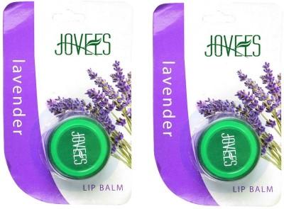 Jovees Lavender Lip Balm Pack Of 2