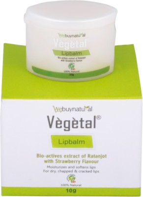 Vegetal Lip Balm Strawberry