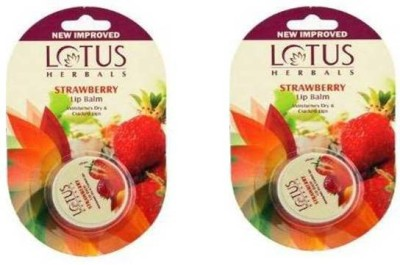Lotus LIP BALM STRAWBERRY(10 g)