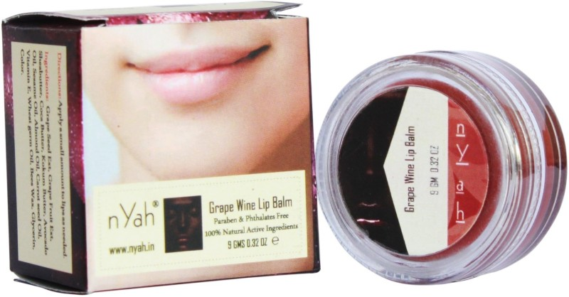 Nyah Lip Balm Grape Wine(9 g)