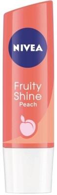 Nivea Fruity Shine Peach(4.8 g)