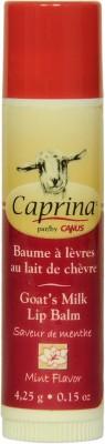 Caprina Goats Milk Lip Balm Mint