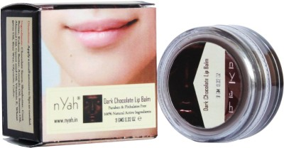 Nyah Lip Balm Dark Chocolate
