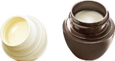 Oriflame Sweden lip balm combo ori69 coconut, vanilla
