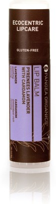 Pangea Organics Pyrenees Lavender with Cardamom Lip Balm Natural