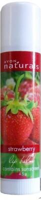 Avon Herbal Strawberry Lip Balm Berry-Flavour