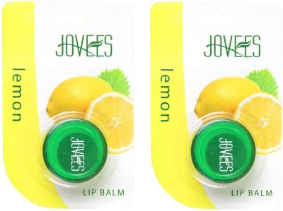 Jovees Lemon Lip Balm Pack Of 2