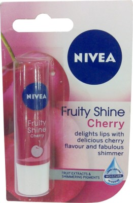 Nivea Fruity Shine Cherry Lip Balm