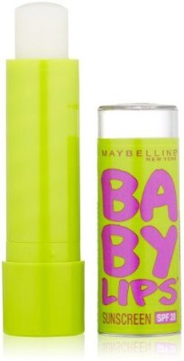 Maybelline New York Baby Lips Moisturizing Lip Balm Peppermint