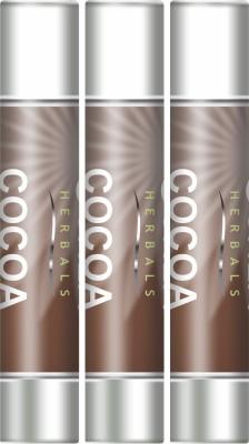 oshea herbals cocoa lip therapy choclate