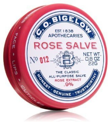 Bath & Body Works C.O. Bigelow Rose Salve Natural
