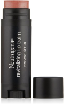 Neutrogena Revitalizing Lip Balm Rose