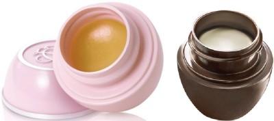Oriflame Sweden lip balm combo ori81 natural, coconut