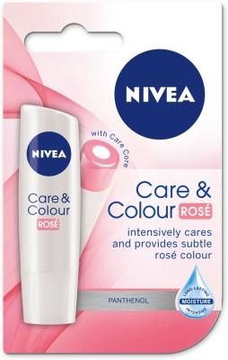 Nivea Lip Care & Color Rose 4.8 Rose