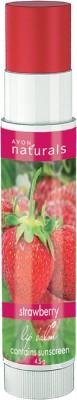 Avon Naturals Lip Balm Strawberry