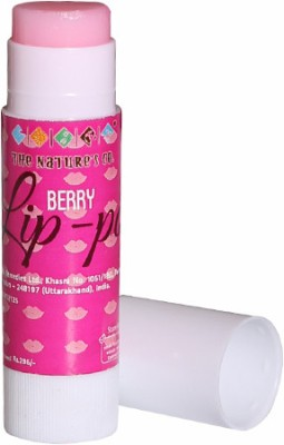 The Nature's Co Lip-Pop Berry Flavor