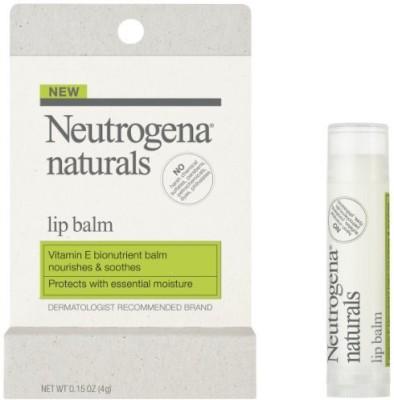 Neutrogena Naturals Lip Balm Natural