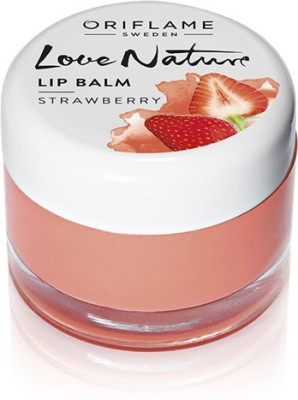 Oriflame Sweden Love Nature Strawberry