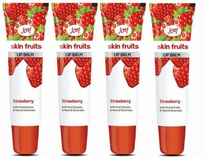 Joy Skin Fruits Lip Balm Strawberry