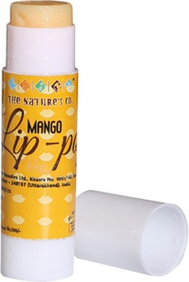The Nature's Co Mango Lip-Pop Fruity Flavor