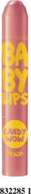 Maybelline Baby Lips Candy Wow Peach(2 g)