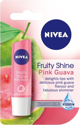 Nivea Fruity Shine Pink Guava