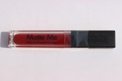 Incolor Matte Me(Burgundy)