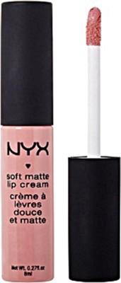 NYX Soft Matte Lip Cream(ISTANBUL - 06)