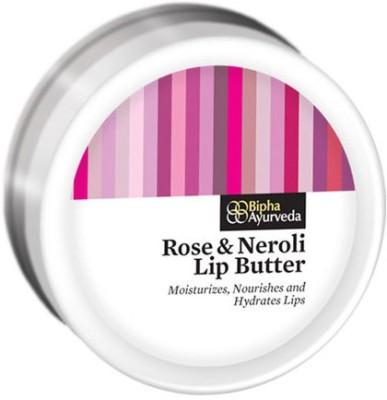 Bipha Ayurveda Rose & Neroli Lip Butter