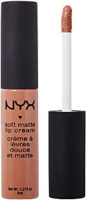 NYX Soft Matte Lip Cream(STOCKHOLM - 02)