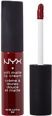 NYX Soft Matte Lip Cream(MADRID - 27)