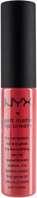NYX Soft Matte Lip Cream(SMLC01-Amsterdam)