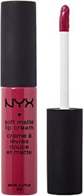 NYX Soft Matte Lip Cream(PRAGUE - 18)