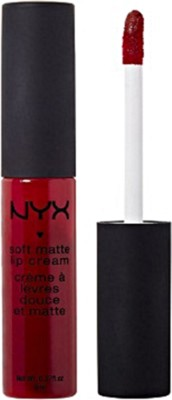 NYX Soft Matte Lip Cream(MONTE CARLO - 10)