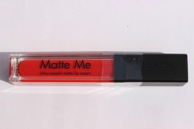 Incolor Matte me(Mahogany)
