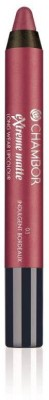Chambor Extreme Matte Long Wear Lip Color(Indulgent Bordeaux 05)
