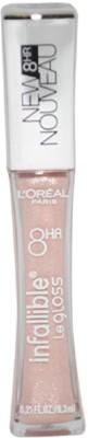 LOreal Paris Infallible 8hr Lip Gloss 6.3 ml