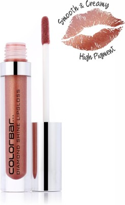 Colorbar Diamond Shine Lipgloss 3.8 ml(Brown Girl-008)