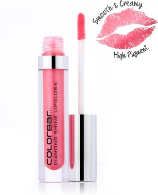 Colorbar Diamond Shine Lipgloss 3.8 ml(Pixie Pink-004)