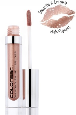 Colorbar Diamond Shine Lipgloss 3.8 ml(AFTERGLOW-013)