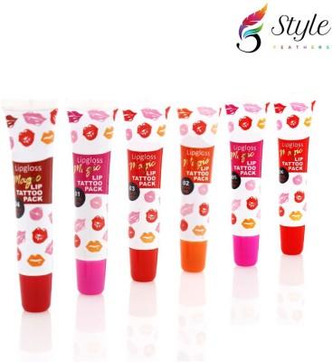 Style Feathers Lip Gloss 001 15 ml