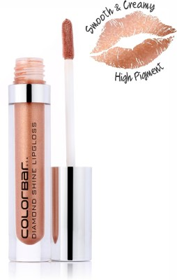 Colorbar Diamond Shine Lipgloss 3.8 ml(Lucent Brown -007)