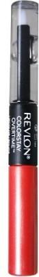 Revlon Colorstay Overtime Lip Color, Forever Scarlet, 4 ml
