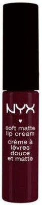 NYX Cosmetics Soft Matte Lip Cream Copenhagen 8 ml