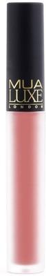 MUA MAKEUP ACADEMY Luxe Velvet Lip Lacquer 6 ml