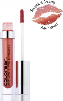 Colorbar Diamond Shine Lipgloss 3.8 ml(SUNBURN-010)