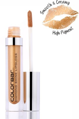 Colorbar Diamond Shine Lipgloss 3.8 ml(FLOSSY GOLD-012)