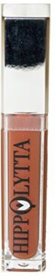 Hippolytta Cosmetics Lip Gloss with Built-in Mirror Is a Hypoalergenic Not Animal Tested Product